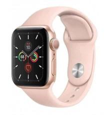 APPLE Watch Series 5 золотистый / розовое золото