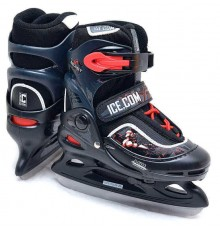 Ice skates, sliding ICE COM BEAST
